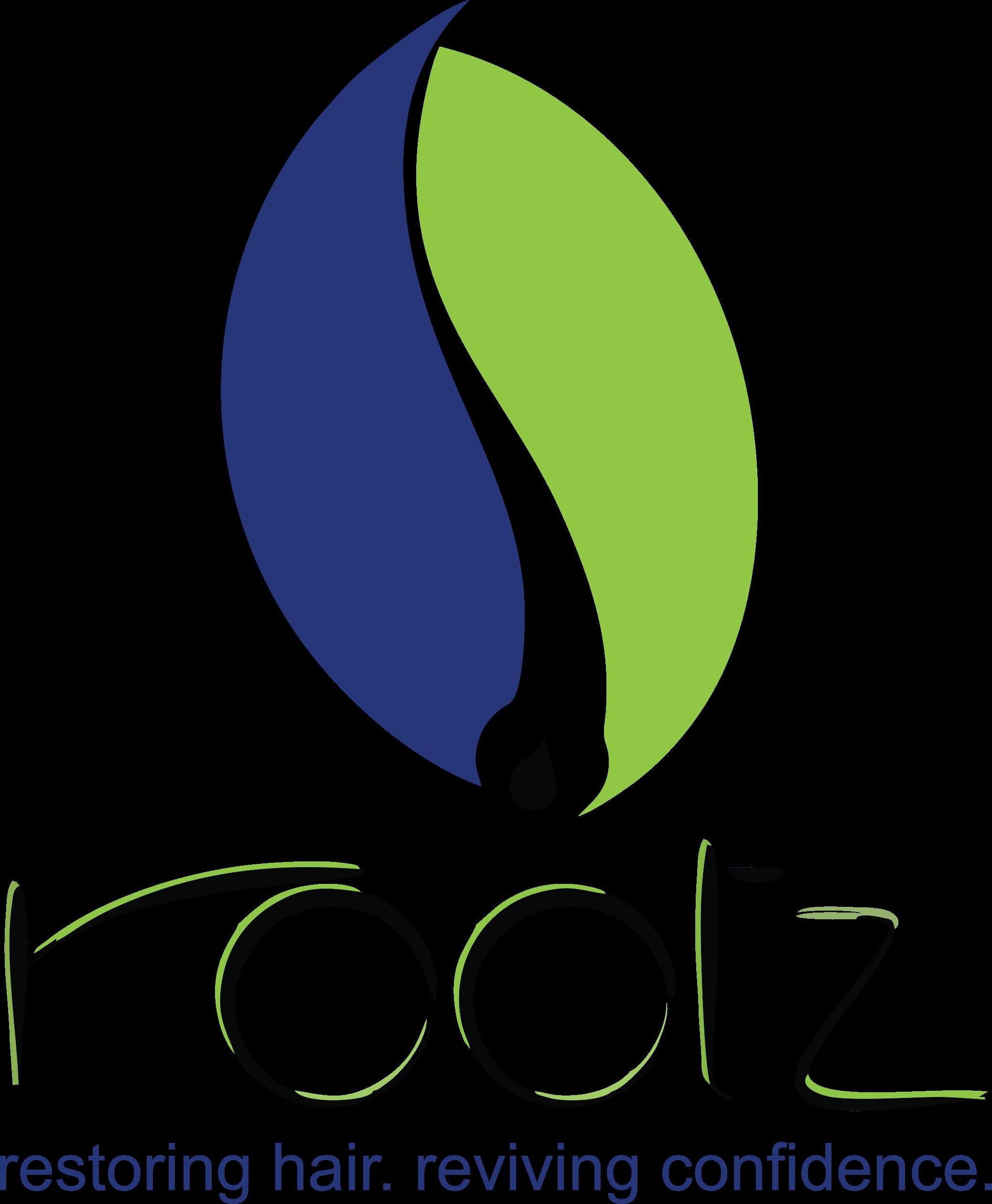 Rootz Hair Logo